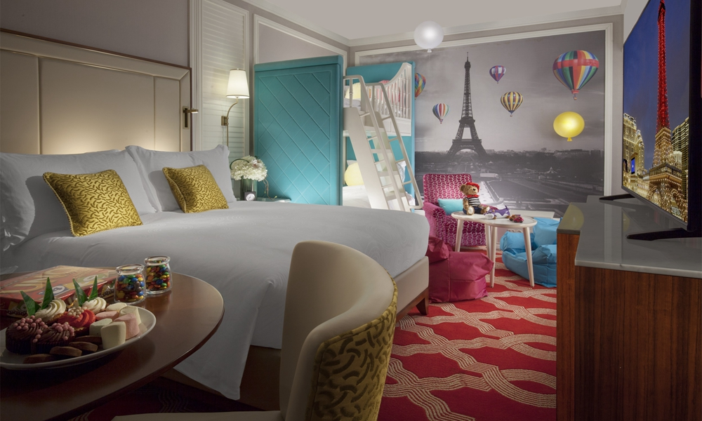Parisian Hotels With Family Rooms