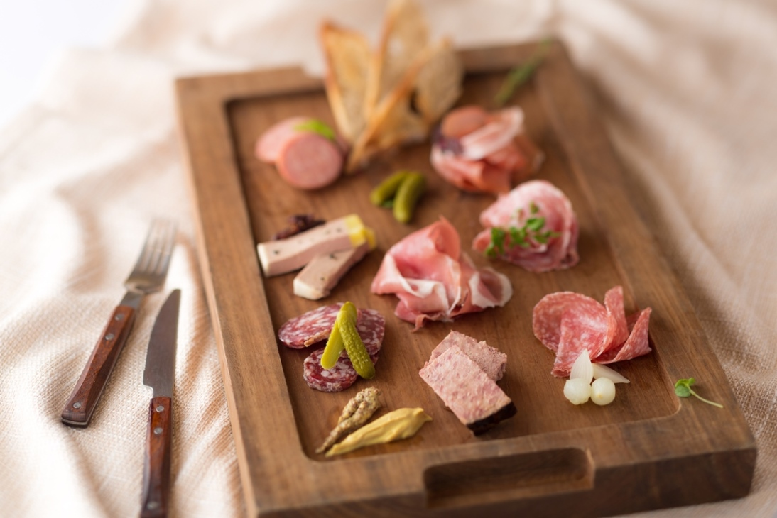 Brasserie –  Artisanal French Cured Meat Platter