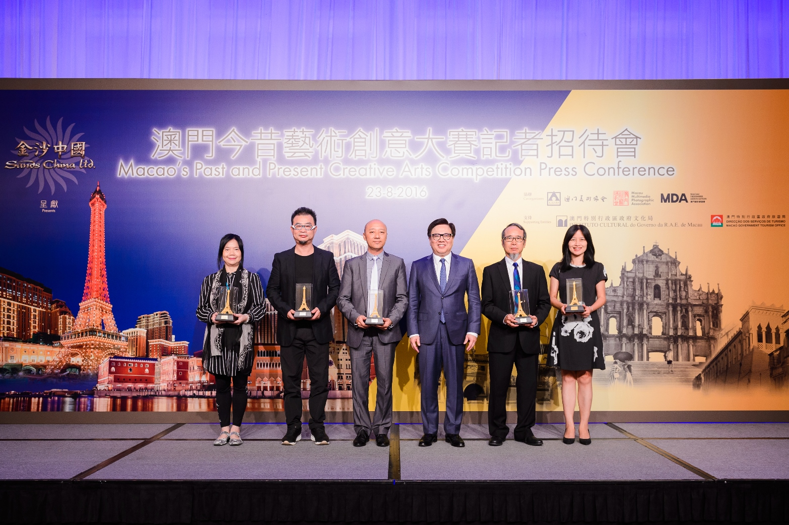 Sands China Announces New Creative Arts Competition