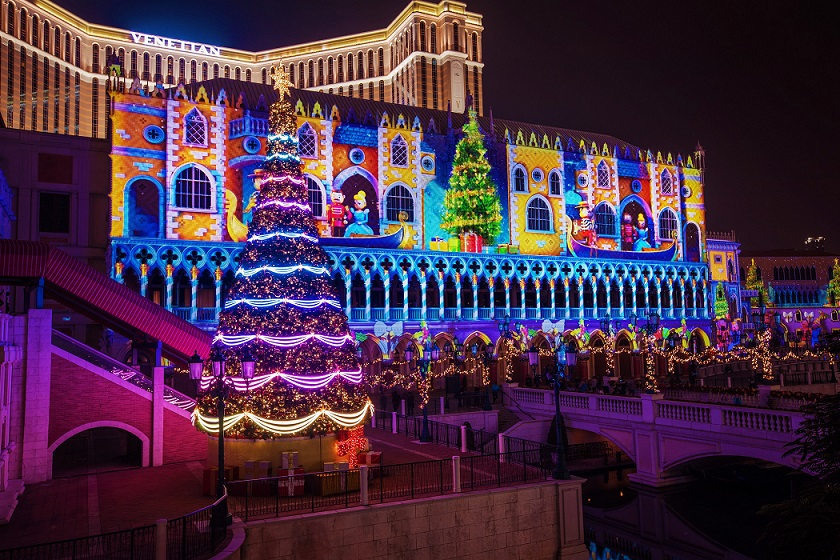 Family-Friendly Winter Festivities Launched at Sands Resorts Cotai Strip Macao