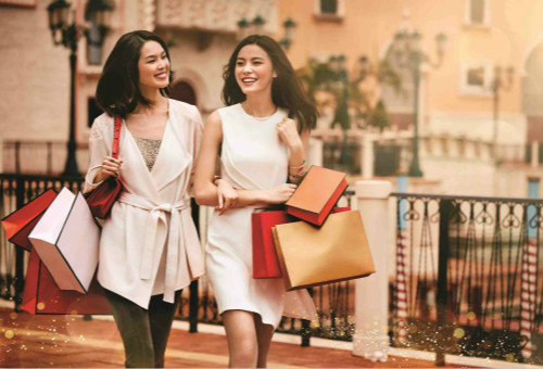 Great Prizes, Luxury Retail Experiences and Free Hotel Stays  Await at Macau Shopping Festival at Sands Shoppes