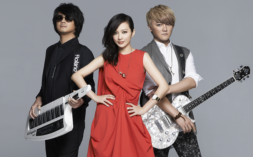 Back in time concert, Yoga Lin Macao Concert, FIR Macao Concert, Power Station Macao Concert