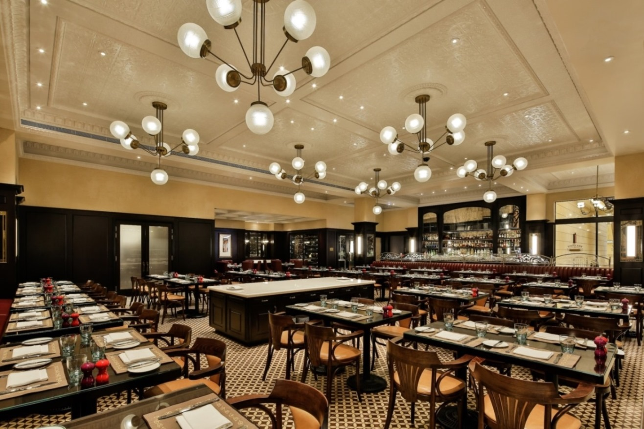 Brasserie at The Parisian Macao