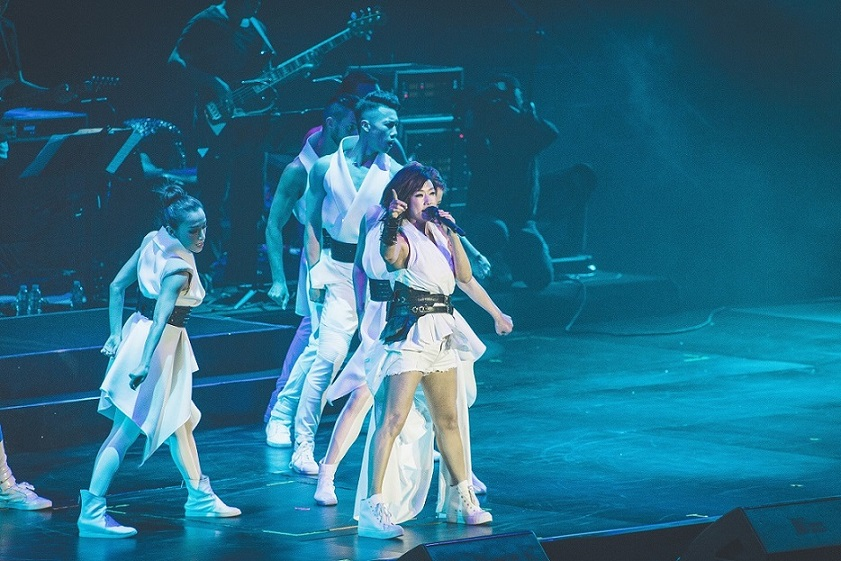 2017 Sandy Lam PRANAVA World Tour – Macao