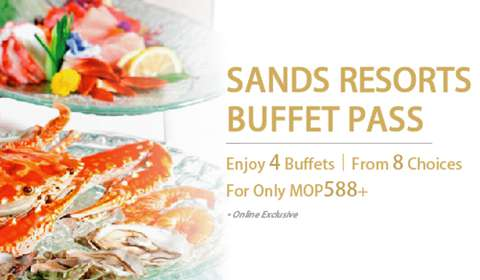 Sands Resorts Buffet Pass