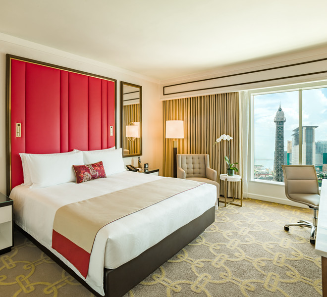 The Parisian Macao Rooms & Suites