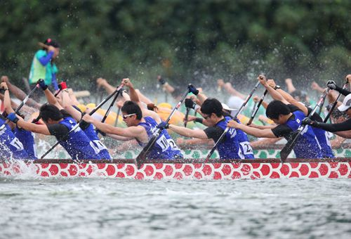 Macao International Dragon Boat Races