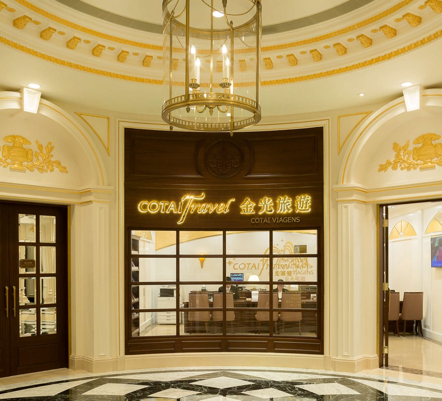 COTAI TRAVEL