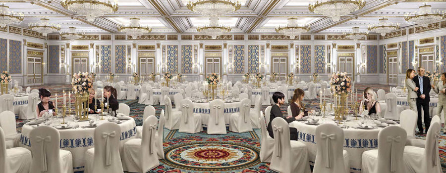 meeting at the parisian macao