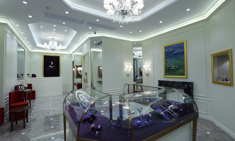Isabelle Langlois Macau - Shoppes at Parisian