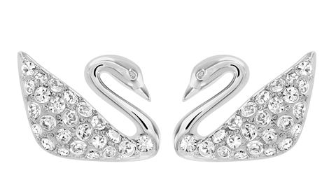 Swan Lake Pierced Earrings