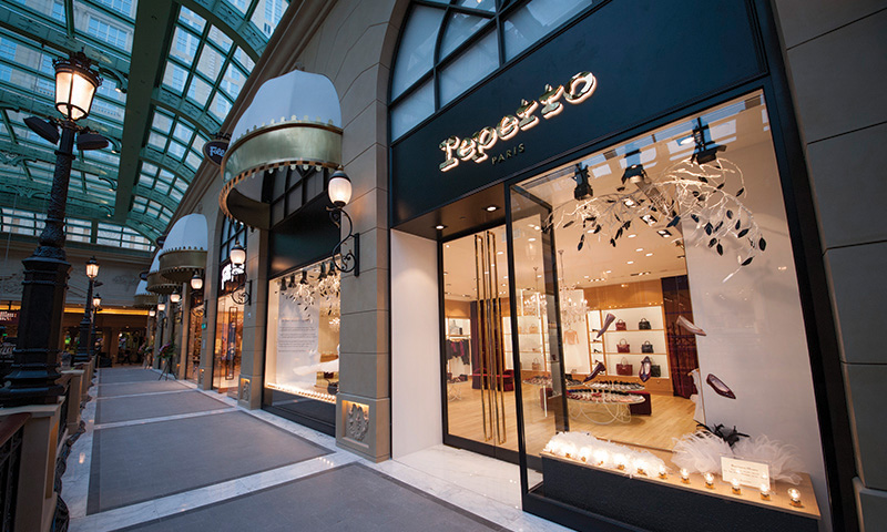 Repetto Macau - Shoppes at Parisian
