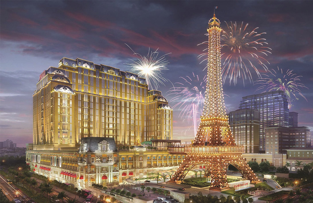 WeChat Followers to be the  First to Experience The Parisian Macao