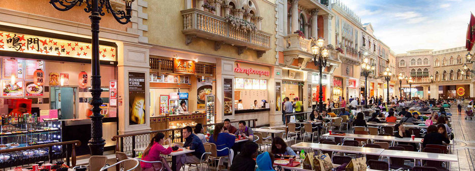 Food Court at Venetian
