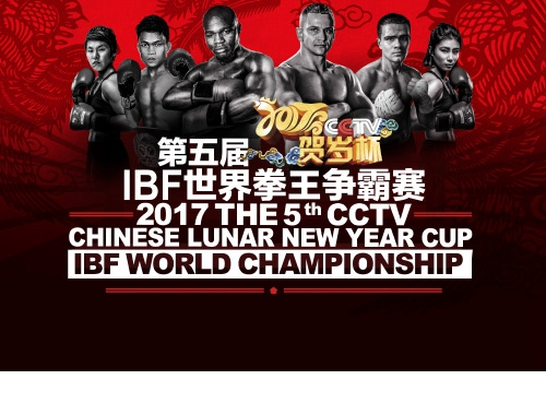 2017 the 5th cctv IBF world championship