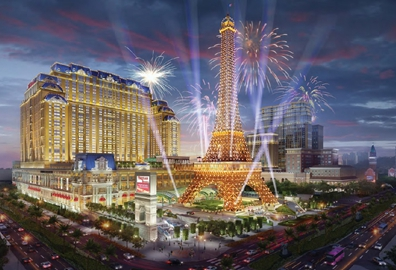 The Parisian Macao to Bring the Elegance  Charm and Romanticism of Paris to Macao